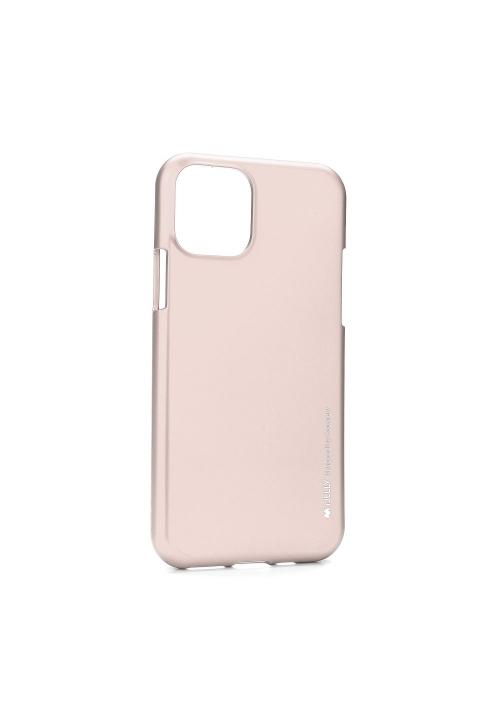 Θήκη για Apple Iphone 11 I-Jelly Mercury Rose Gold