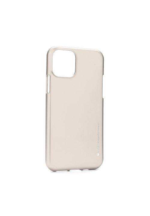 Θήκη για Apple Iphone 11 Pro Max I-Jelly Mercury Gold