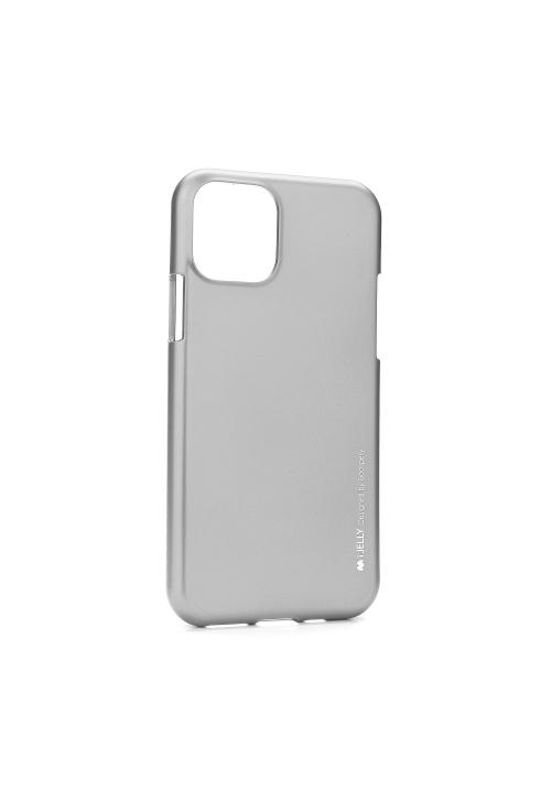Θήκη για Apple Iphone 11 I-Jelly Mercury Grey