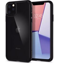Θήκη για Apple Iphone 11 Pro Spigen Ultra Hybrid Matte Black (077CS27234)