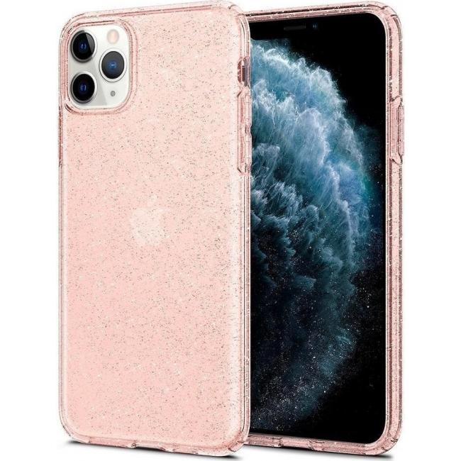 Θήκη για Apple Iphone 11 Pro Spigen Liquid Crystal Glitter Rose (077CS27230)