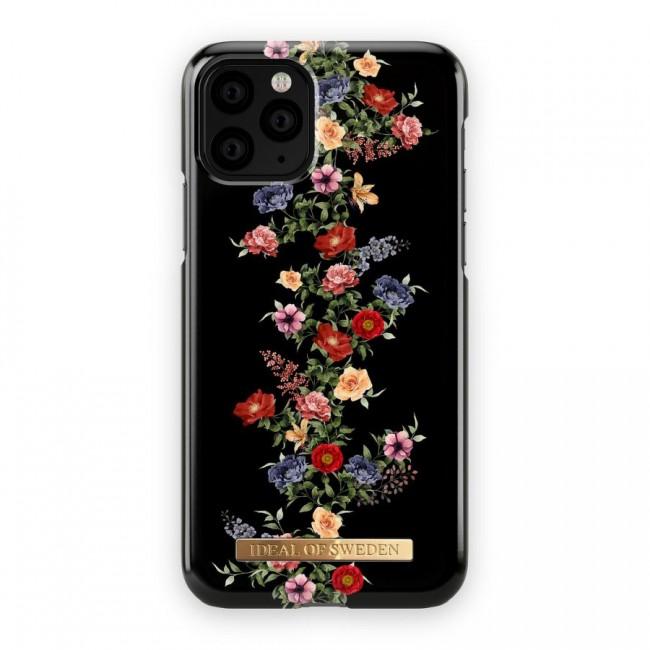 Θήκη για Apple Iphone 11 Pro Max Ideal of Sweden Dark Floral (7340168739521)