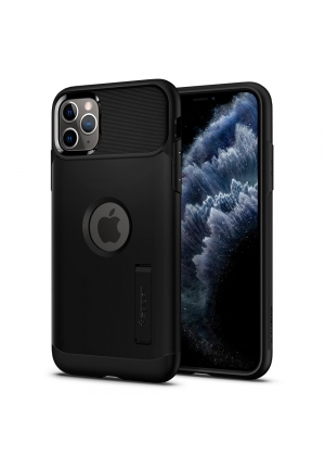 Θήκη για Apple Iphone 11 Pro Spigen Slim Armor Black (077CS27099)