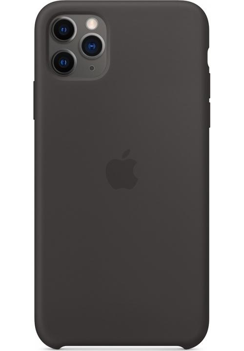 Θήκη για Apple Iphone 11 Pro Max Silicone Case Black Original