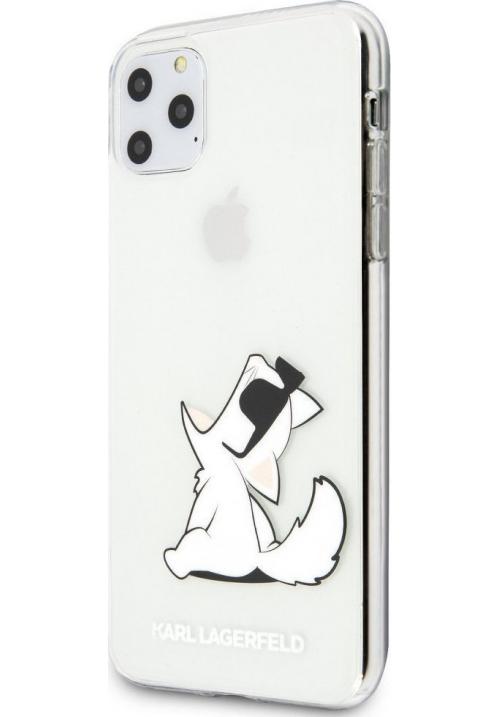 Θήκη για Apple Iphone 11 Pro Max Karl Lagerfeld Clear KLHCN65CFNRC