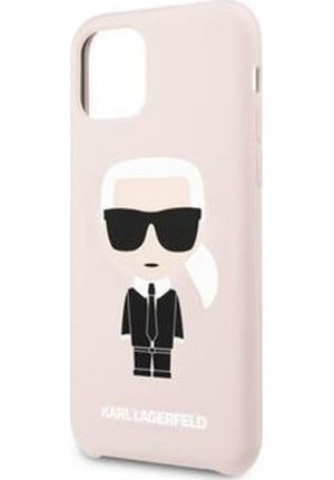 Θήκη για Apple Iphone 11 Pro Max Karl Lagerfeld Pink KLHCN65SLFKPI