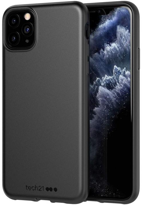 Θήκη για Apple Iphone 11 Pro Max Tech21 Studio Colour Black T21-7290