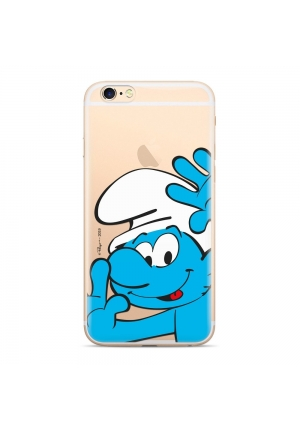 Θήκη για Apple Iphone 11 Pro Max Tpu Smurf 013