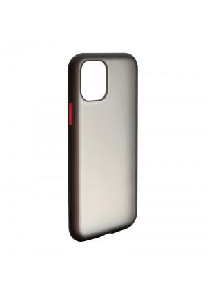 Θήκη για Apple Iphone 11 Pro Max Puro Silicone Shadow Black IPCX6519SHADOWBLK