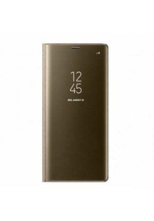Θήκη για Apple Iphone 11 Pro Max Senso Clear Book Gold SECLBIPXIMG