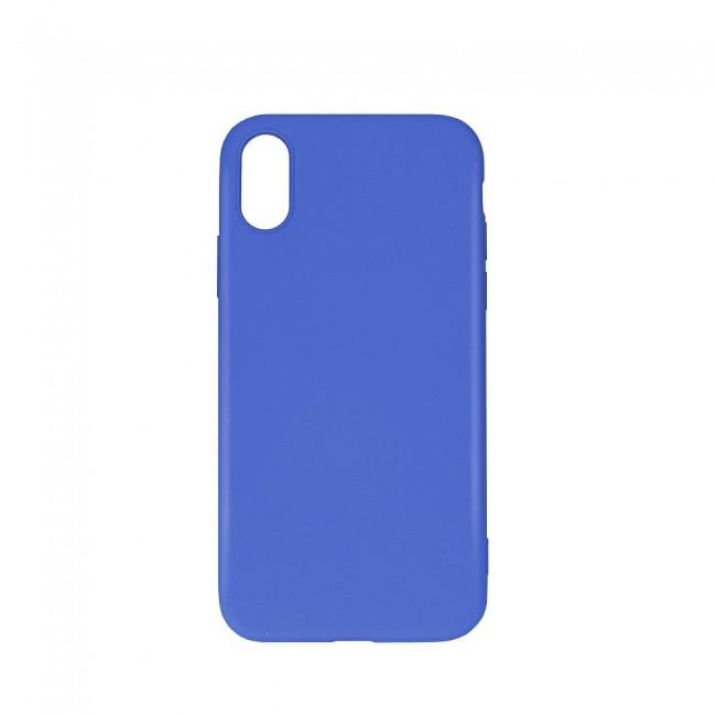 Θήκη για Apple Iphone 11 Pro Max Forcell Silicone Lite Blue
