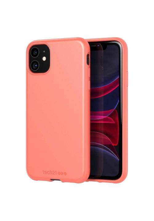 Θήκη για Apple Iphone 11 Pro Max Tech21 Studio Colour Coral T21-7293