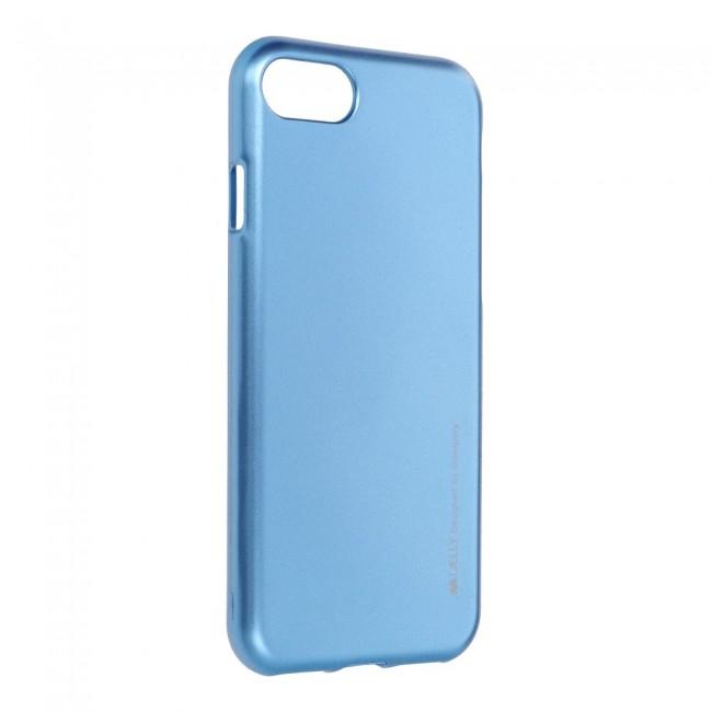 ΘΗΚΗ ΓΙΑ APPLE IPHONE 7/8/SE 2020 JELLY MERCURY BLUE