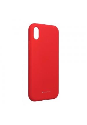 Θήκη για Apple Iphone XR Mercury Silicone Red