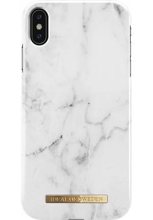 Θήκη για Apple Iphone XS Max Ideal Fashion White Marble IDFC-I1865-22