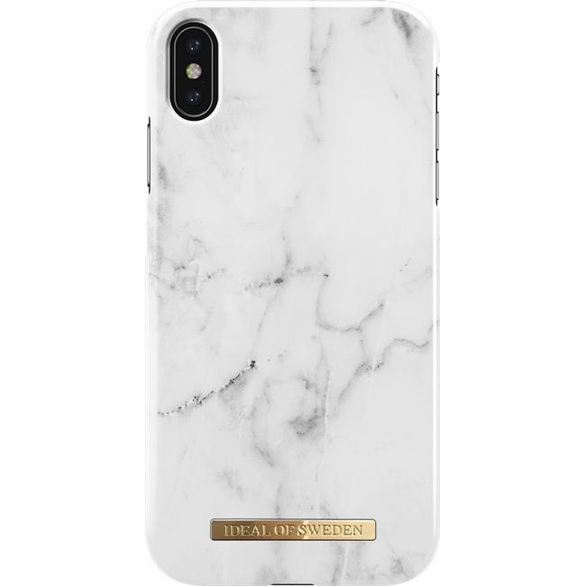 Θήκη για Apple Iphone XS Max Ideal Fashion White Marble IDFC-I1865-22
