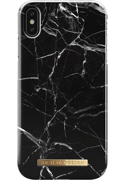 Θήκη για Apple Iphone XS Max Ideal Fashion Black Marble IDFC-I1865-21