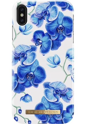 Θήκη για Apple Iphone XS Max Ideal Fashion Baby Blue Orchid IDFCS18-I1865-70