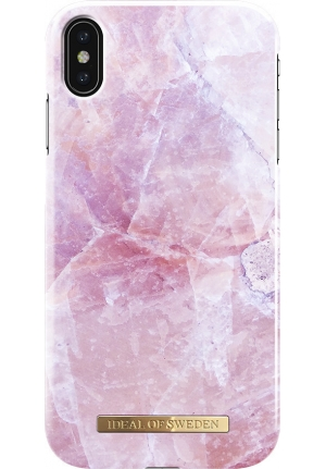 Θήκη για Apple Iphone XS Max Ideal Fashion Pilion Pink Marble IDFCS17-I1865-52