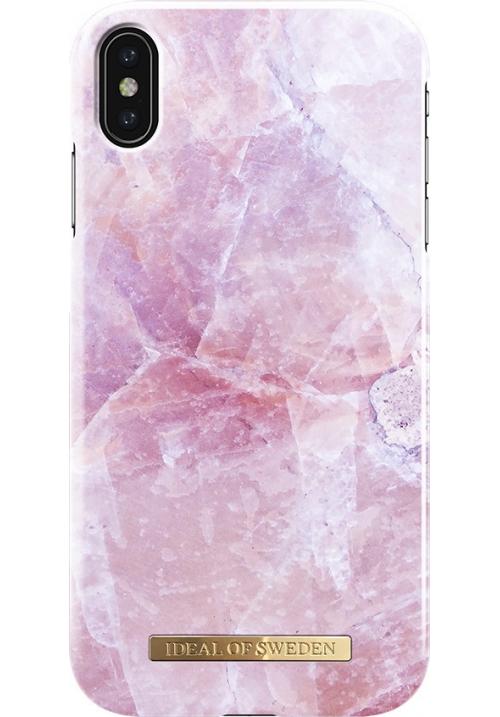 Θήκη για Apple Iphone XS Max Ideal Fashion Pilion Pink Marble IDFCS17-I1865-52