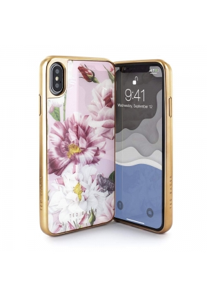 Θήκη για Apple Iphone XS Max Ted Baker Glass Inlay Iguazu (886075064969)
