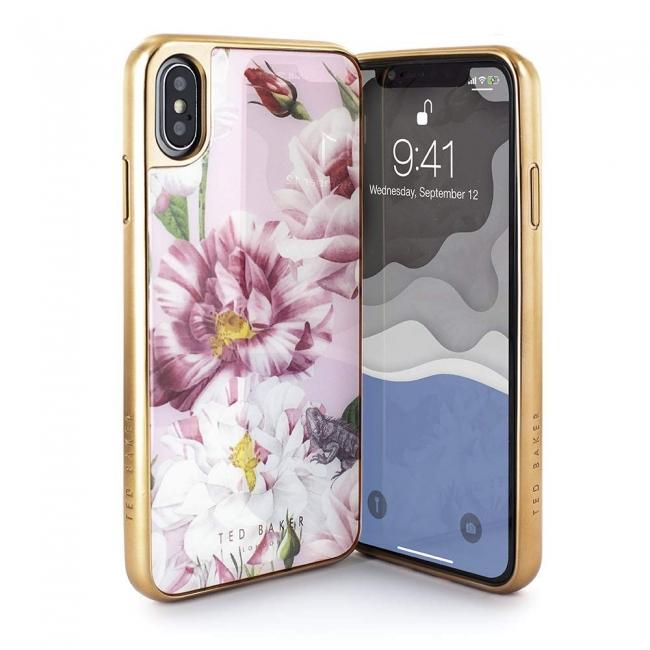 Θήκη για Apple Iphone XS Max Ted Baker Glass Inlay Iguazu (886075064969)