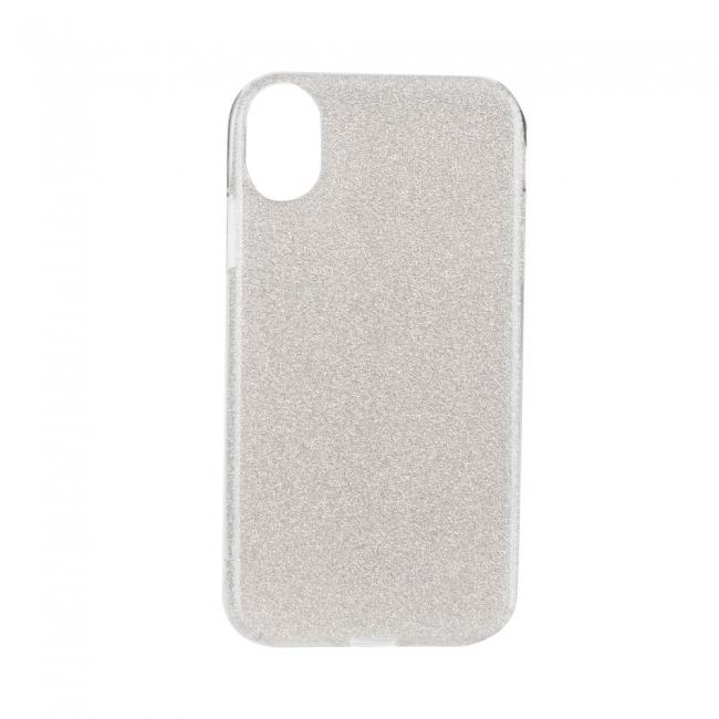 Θήκη για Apple Iphone Xs Max Forcell Shining Silver