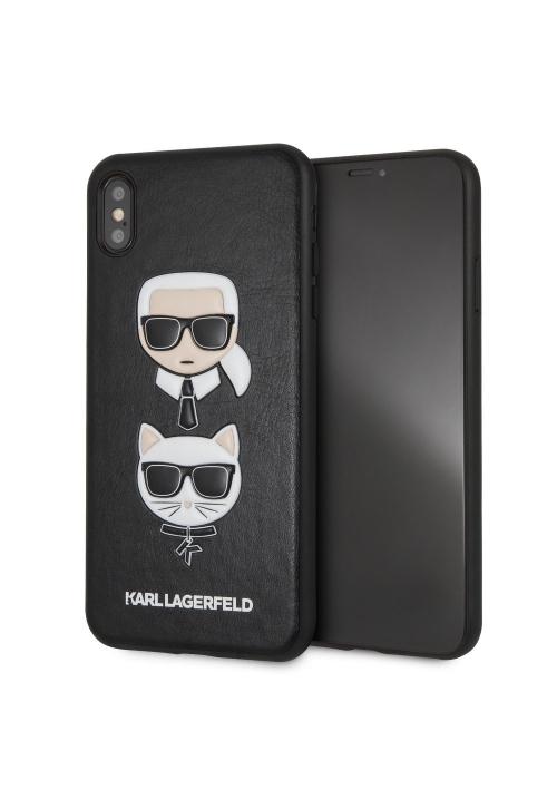 Θήκη για Apple Iphone Xs Max Karl Lagerfeld (KLHCI65KICKC)