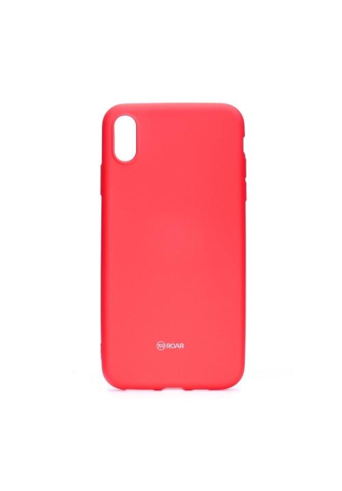 Θήκη για Apple Iphone Xs Max Roar Colorful Hot Pink