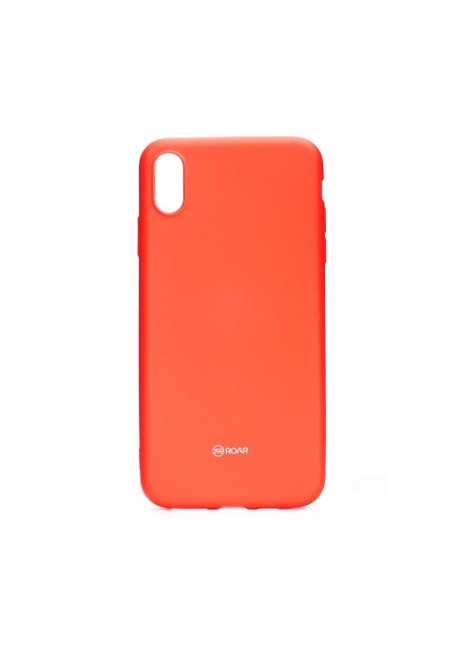 Θήκη για Apple Iphone Xs Max Roar Colorful Peach Pink