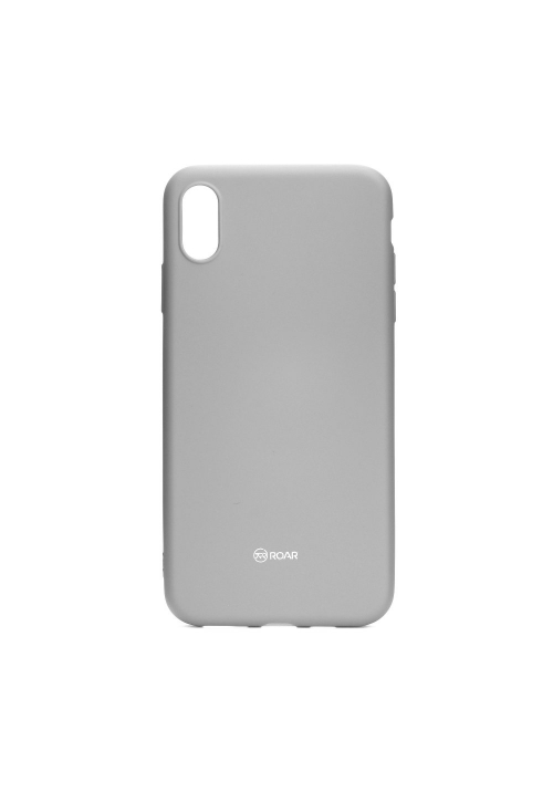 Θήκη για Apple Iphone Xs Max Roar Colorful Grey