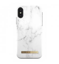 Θήκη για Apple Iphone X / XS Ideal Fashion White Marble IDFCA16-IXS-22