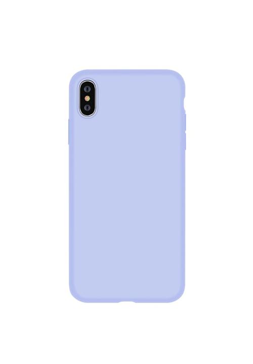 Θήκη για Apple Iphone Xs Max Nature Series Silicone Purple