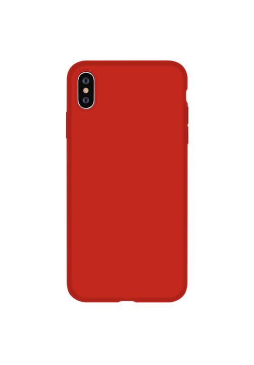 Θήκη για Apple Iphone Xs Max Nature Series Silicone Red