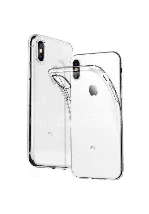 Θήκη για Apple Iphone Xs Max Tpu Clear 0.3mm