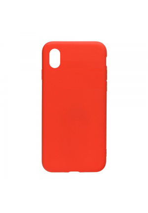 Θήκη για Apple Iphone Xs Max Forcell Soft Red