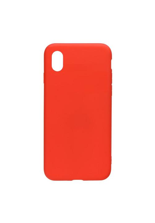 Θήκη για Apple Iphone Xs Max Forcell Soft Red