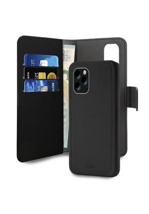 Θήκη για Apple Iphone 11 Pro Max Puro Bookstyle Black IPCX6519BOOKC3BLK