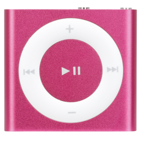 APPLE IPOD SHUFFLE 6TH 2GB PINK...
