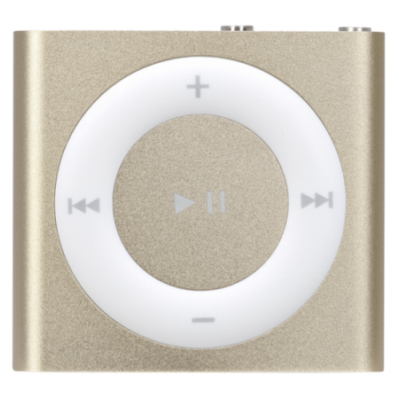 APPLE IPOD SHUFFLE 6TH 2GB GOLD...