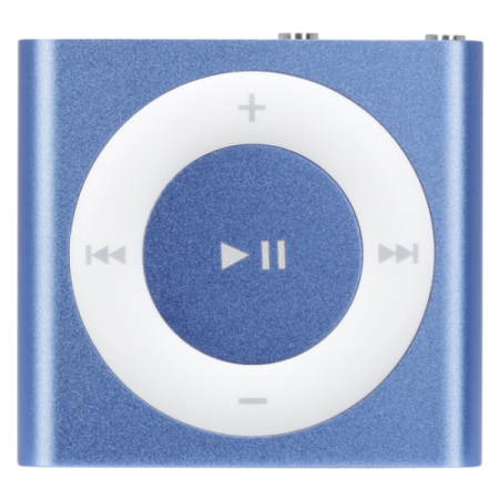 APPLE IPOD SHUFFLE 6TH 2GB BLUE...