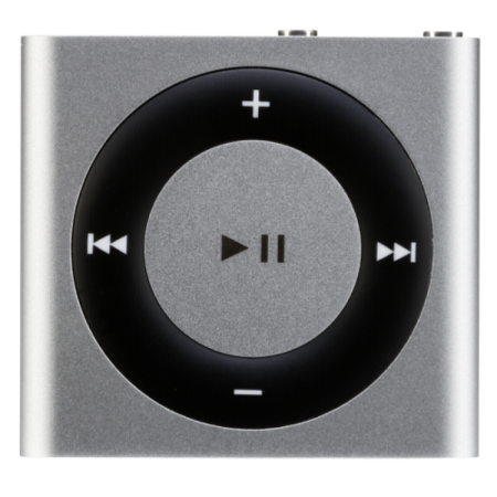 APPLE IPOD SHUFFLE 6TH 2GB SILV...
