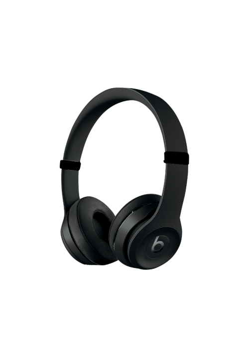 HEADPHONES BEATS SOLO 3 WIRELESS MATTE BLACK MP582ZM/A EU