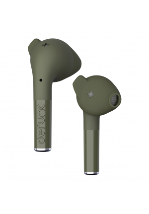 DEFUNC TRUE GO SLIM BLUETOOTH WIRELESS EARBUDS GREEN DA4216