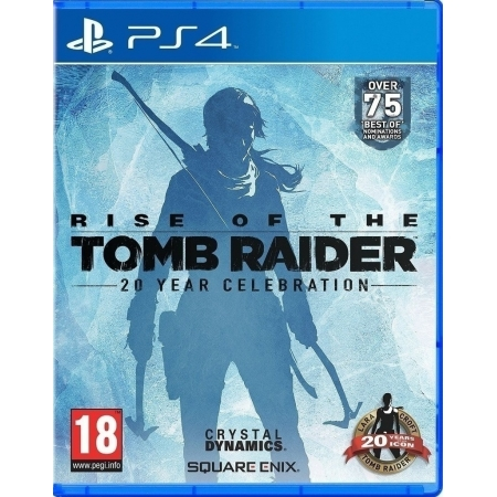 PS4 RISE OF THE TOMB RAIDER 20 ...