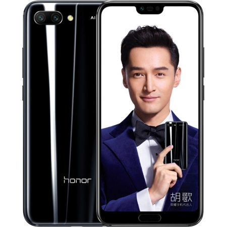 HONOR 10 64GB DUAL BLACK EU