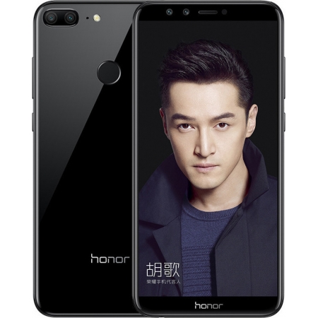 HONOR 9 LITE 32GB DUAL BLACK EU