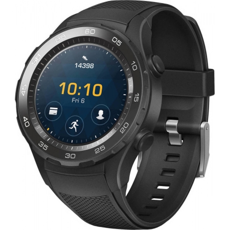 HUAWEI WATCH 2 LEO-DLXX BLACK 4...