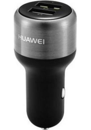 Φορτιστής Αυτοκινήτου Huawei AP31 + Type C Black Original Blister