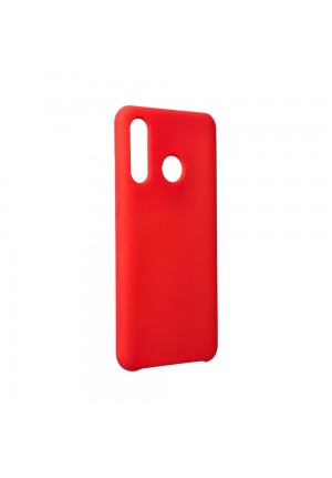 ΘΗΚΗ ΓΙΑ HUAWEI P30 LITE FORCELL SILICONE RED